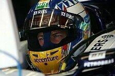 Formel 1 - Geduld ist besser als hohe Erwartungen: Alexander Wurz