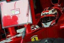 Formel 1 - Heute f�hlte es sich gut an: R�ikk�nens Lotterie