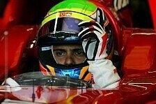 Formel 1 - Keine Sorgen �ber schnelle McLaren-Mercedes: Felipe Massa bleibt ruhig