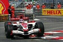 Formel 1 - Wir brauchen Gl�ck: Kann Super Aguri wieder punkten?