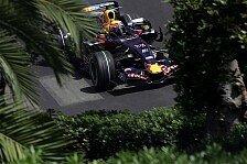 Formel 1 - 50.000 Gesichter: Red Bull mit Speziallackierung