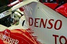 Formel 1 - Trulli hofft auf �berraschungserfolg: Nach dem vierten Platz im freien Training