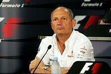 Formel 1 - Vier Teamchefs sind da...: Pressekonferenz in Monaco