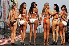 F1, Monaco ohne Grid-Girls? Nicht mit uns! Eine Zeitreise...