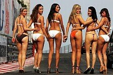 Formel 1 - Bilderserie: F1 in Fashion - Girls