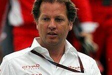 Formel 1 - Andere reichen Konkursantrag ein: Spyker unter Druck