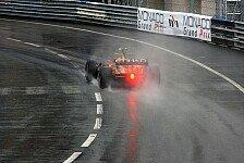 Formel 1 - Regenbestzeit war kein Gl�ck: Gascoyne sieht Aufw�rtstrend