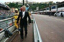 Formel 1 - Ein bisschen ruhiger leben: Mosley schlie�t nichts aus