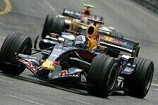 Formel 1 - Zur�ck zur Zuverl�ssigkeit: Red Bull Racing