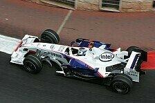 Formel 1 - Herausforderung Montreal: Kubica und die Reifen
