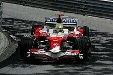 Formel 1 - Zwischen Ratlosigkeit und R�ckendeckung: Toyota und Ralf Schumacher