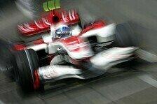 Formel 1 - Vom Testfahrer zum Rennfahrer: Anthony Davidsons Verwandlung