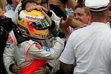 Formel 1 - Britische Medien �ber Hamiltons Zukunft: Wilde Ger�chte