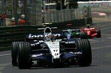 Formel 1 - Ein enger Kampf: Williams gibt Gas