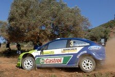 WRC - Gr�nholm f�hrt nach der ersten Etappe knapp: Rallye Griechenland