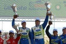 WRC - Bilderserie: Wer bisher gewann...