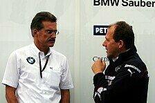 Formel 1 - Chefdesigner gesucht: BMW Sauber schaltet Zeitungsanzeige