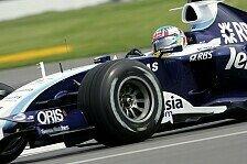 Formel 1 - Ver�rgert, aber ein K�mpfer: Alex Wurz