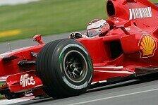 Formel 1 - Noch konnten wir nicht alles aus dem Auto holen: R�ikk�nen bleibt cool