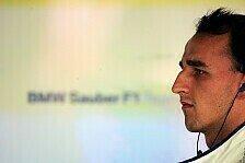 Formel 1 - Schon wieder am Steuer: Kubica aus Krankenhaus entlassen