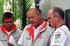 Formel 1 - McLaren ist entt�uscht: FIA-Vorladung
