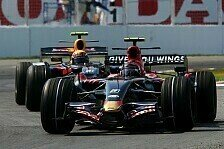 Formel 1 - Ein Tadel f�r Webber: Keine Strafe
