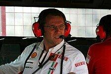 Formel 1 - R�ikk�nen war das Positive von Indianapolis: Die Ferrari-Bilanz