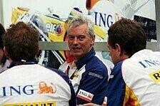 Formel 1 - Nicht mehr als ein Ausrutscher: Pat Symonds