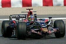 Formel 1 - Beide Autos im Q2: Toro Rosso besser denn je