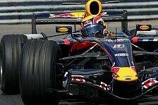 Formel 1 - Webber Top, Coulthard Flop: Red Bull geteilt