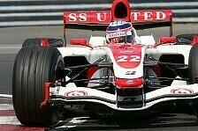 Formel 1 - Sato l�sst Alonso stehen: Drei Punkte f�r Super Aguri