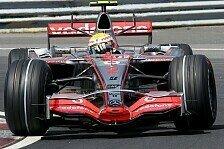 Formel 1 - Hamilton gewinnt silbernes Pole-Duell: Qualifying