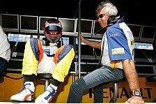 Formel 1 - Gut, ehrlich, aber bei weitem nicht fehlerfrei: Briatores Sch�tzlinge