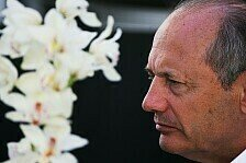Formel 1 - Ich lebe f�r dieses Team: Emotionaler Dennis