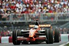 Formel 1 - Das beste Qualfying der Saison: Partystimmung bei Spyker
