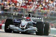 Formel 1 - Schwierig, schwierig: Kubica will Chance nutzen