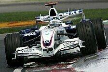 Formel 1 - Das Podium in Reichweite