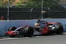 Formel 1 - Alles andere z�hlt nicht: McLaren wie im Traum