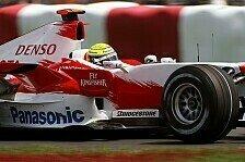 Formel 1 - Eine Portion Selbstbewusstsein: Ralf Schumachers Arbeitsmoral