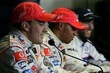Formel 1, Hamiltons 1. Pole: Erster fairer Kampf mit Alonso