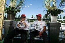 Formel 1 - Von der eigenen Arbeit profitiert Hamilton: Fernando Alsonsos leichter Frust