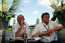 Formel 1 - So etwas bringt das Team nach vorne: Haug findet den Zweikampf reizvoll