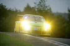 Mehr Motorsport - Wenn es Nacht wird - Stand nach acht Stunden: 24 Stunden N�rburgring
