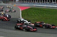 Formel 1 - Zweiter so oder so: Heidfeld zufrieden