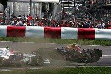 Formel 1 - Verwirrung und ein Getriebedefekt: Der schlechte Bullensonntag