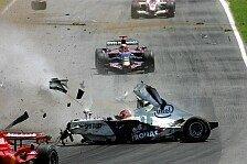 Formel 1 - Chassis oder Schutzengel?: Wie Kubica seinen Unfall �berstand