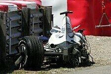 Formel 1 - Schutz in jeder Lage: Sicherheit in der F1