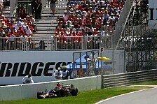 Formel 1 - Zufrieden, wegen der Strategie: Trotz Doppelausfall