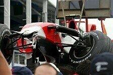 Formel 1 - Punkt f�r Ralf, Schock f�r Trulli: Toyota