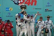 24 h N�rburgring - Rennen 2007